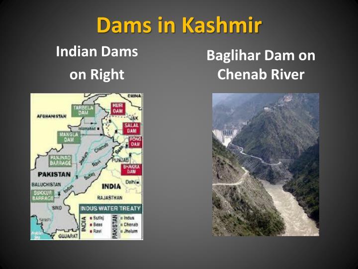 Dams in Kashmir