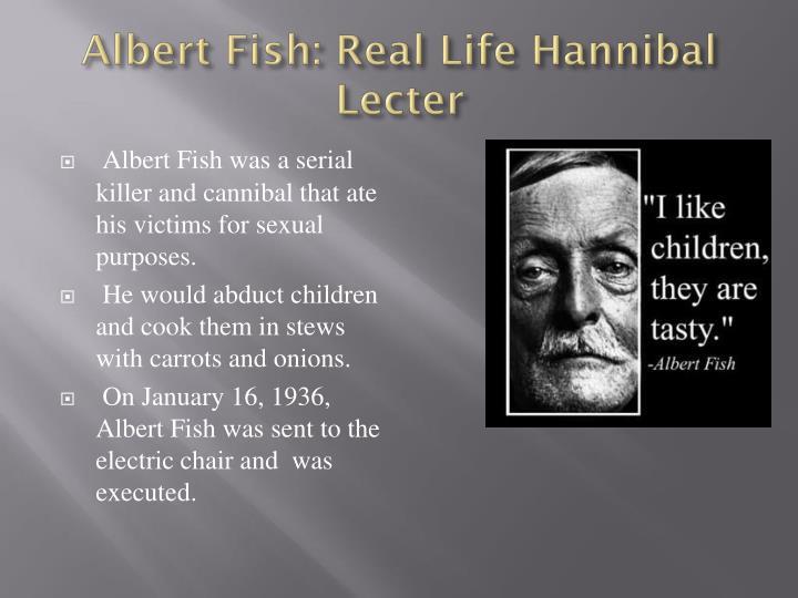 Albert Fish: Real Life Hannibal