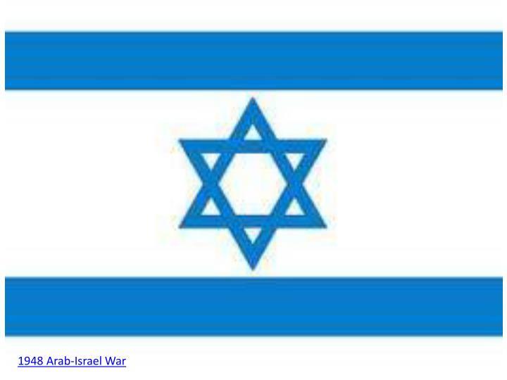 1948 Arab-Israel War
