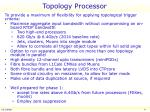 topology processor