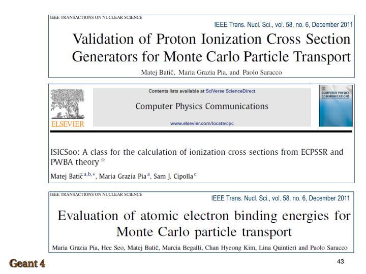IEEE Trans.