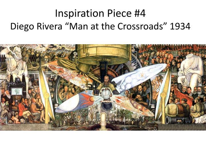 Inspiration Piece #4