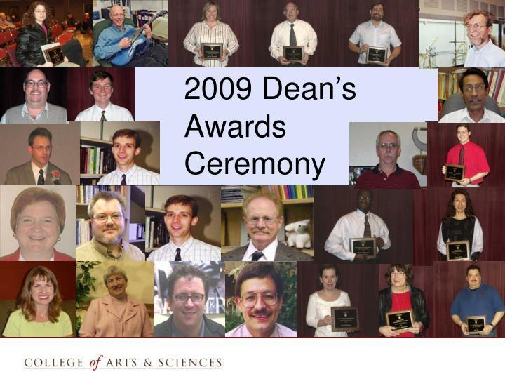 2009 Dean
