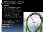 centripetal force1