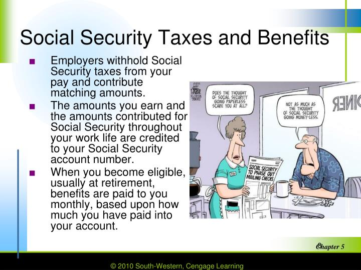 Social Security Taxes and Benefits