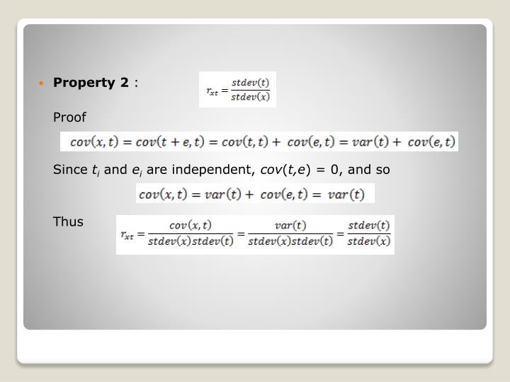 Property 2