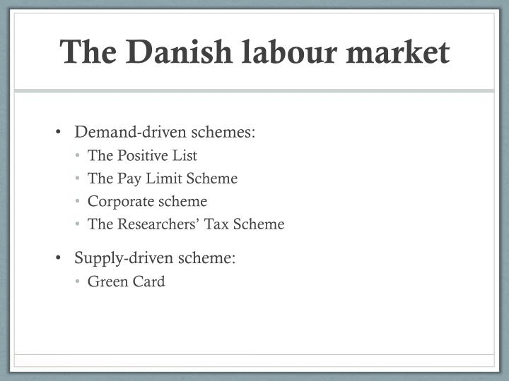 The Danish