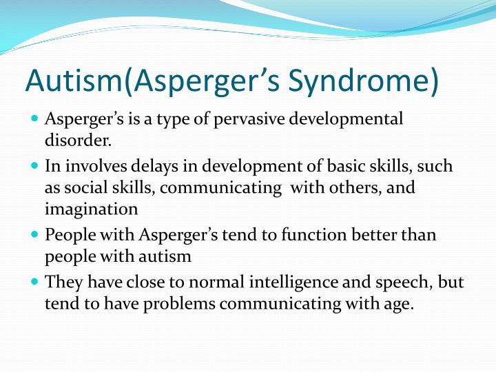 Autism(