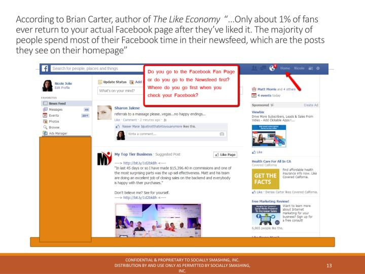 According to Brian Carter, author of