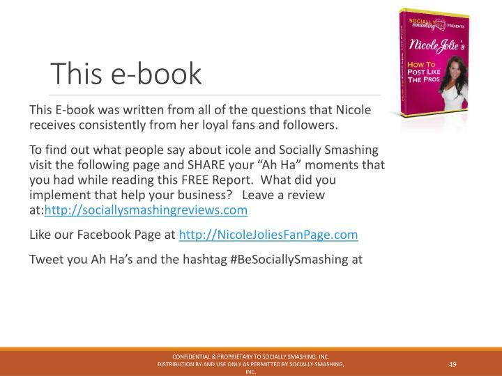 This e-book