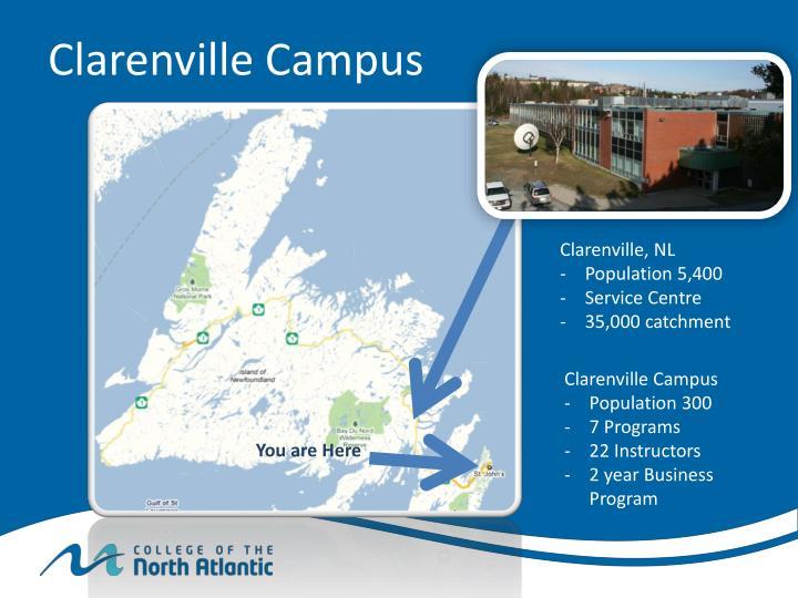 Clarenville Campus