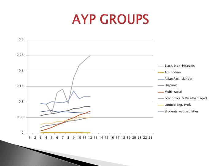 AYP GROUPS