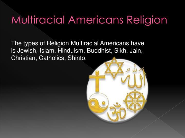 Multiracial Americans Religion