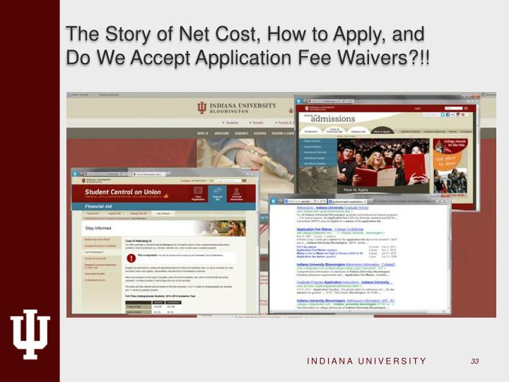 The Story of Net Cost, How to Apply, and Do We