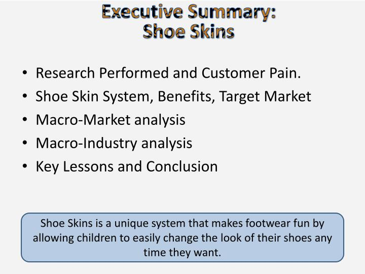 Executive Summary: