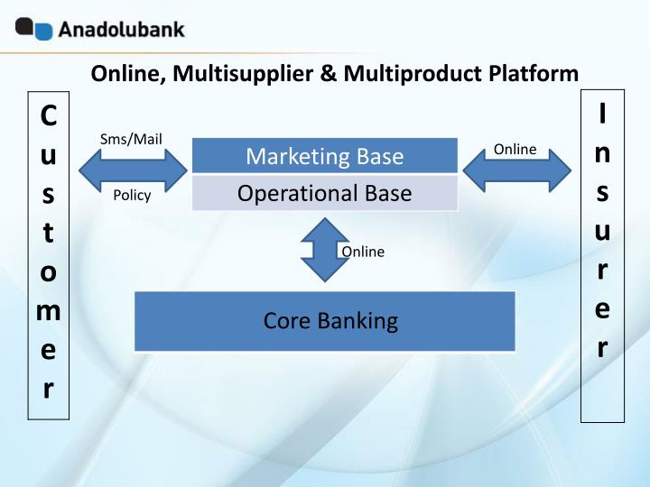 Online, Multisupplier & Multiproduct Platform