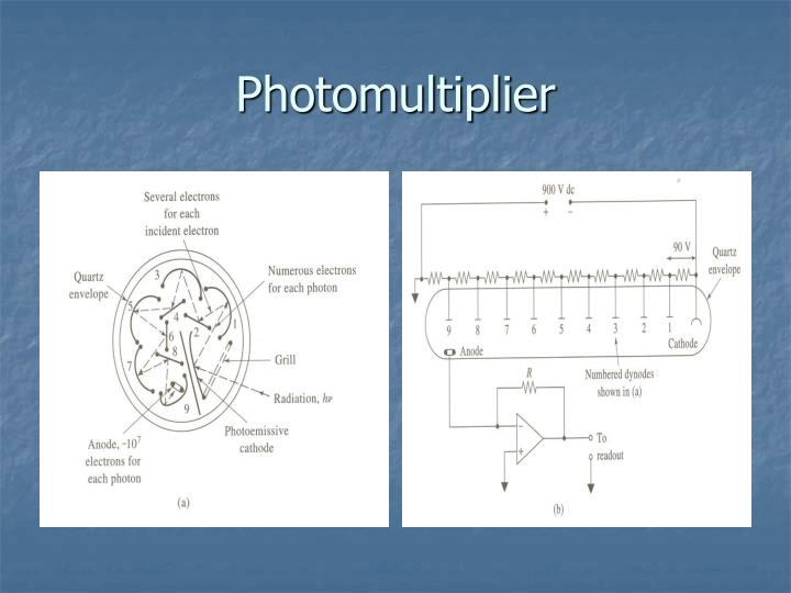 Photomultiplier