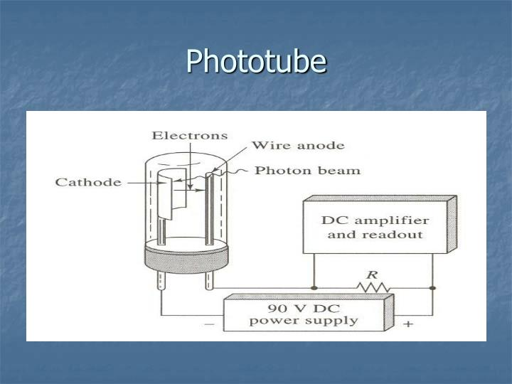 Phototube