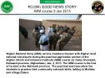 rc sw good news story aiim course 3 jan 2013