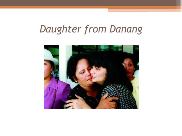Daughter from