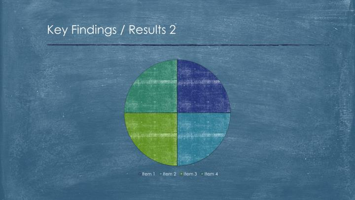 Key Findings / Results 2