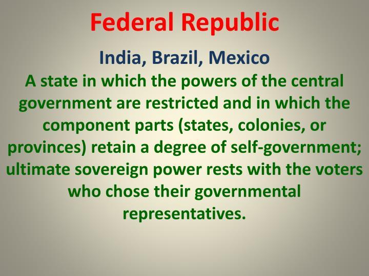 Federal Republic