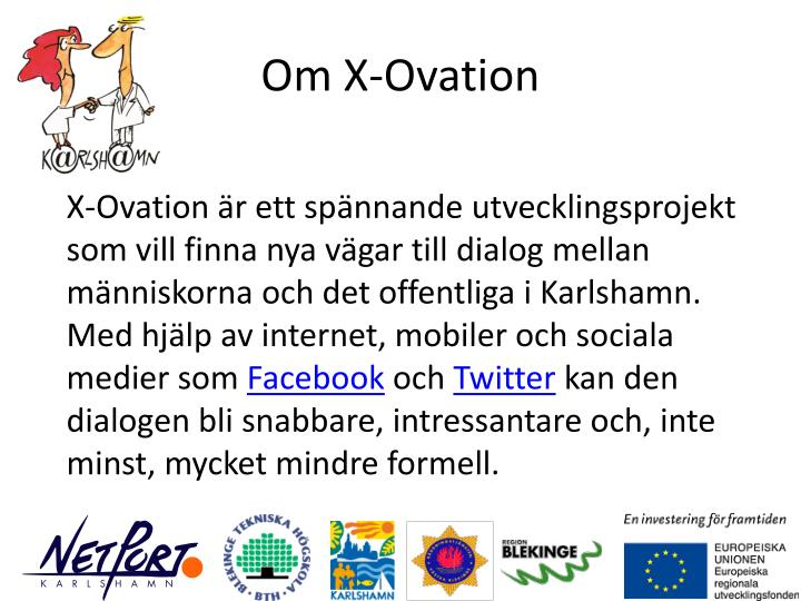 Om X-Ovation