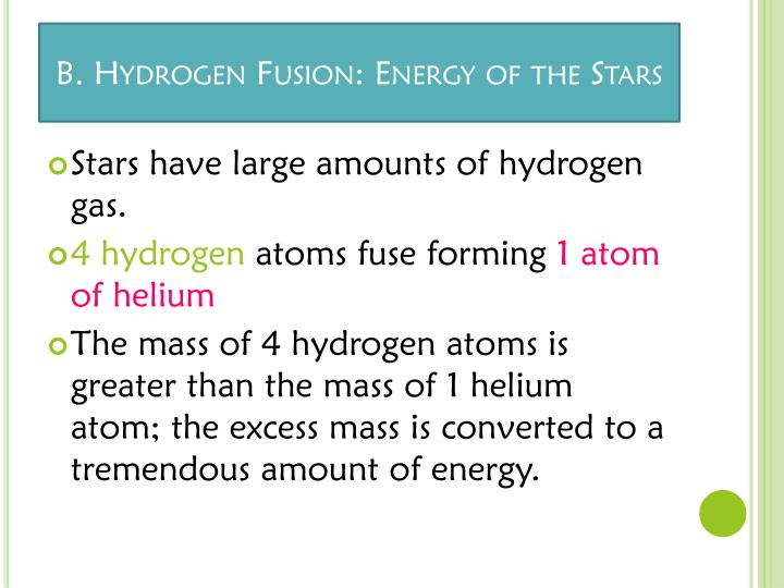 B. Hydrogen
