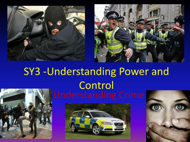 sy3 understanding power and control