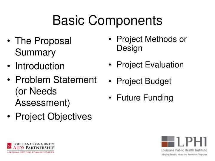 Basic Components
