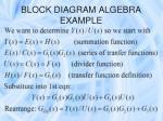 block diagram algebra example1