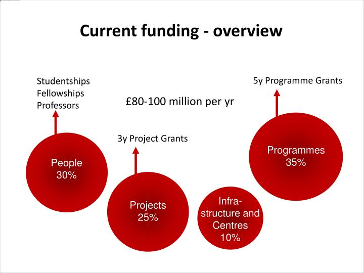 5y Programme Grants