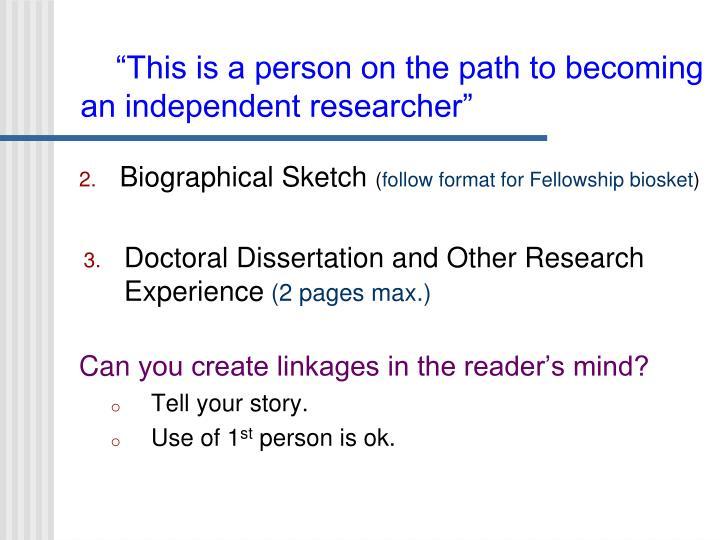 Nrsa research proposal format