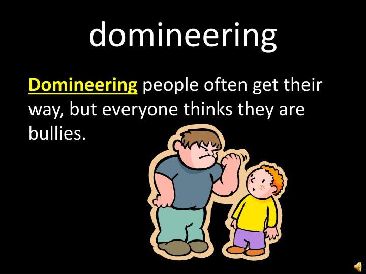 domineering