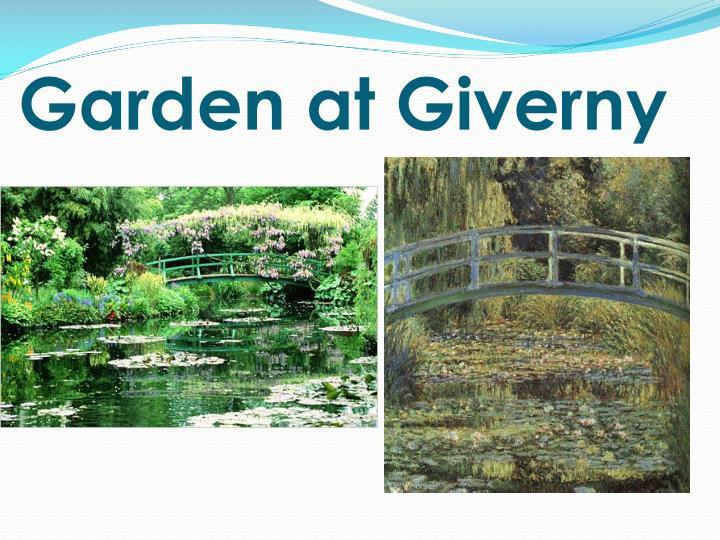 Garden at