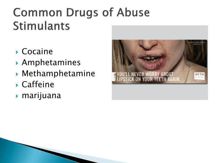 Common Drugs of Abuse