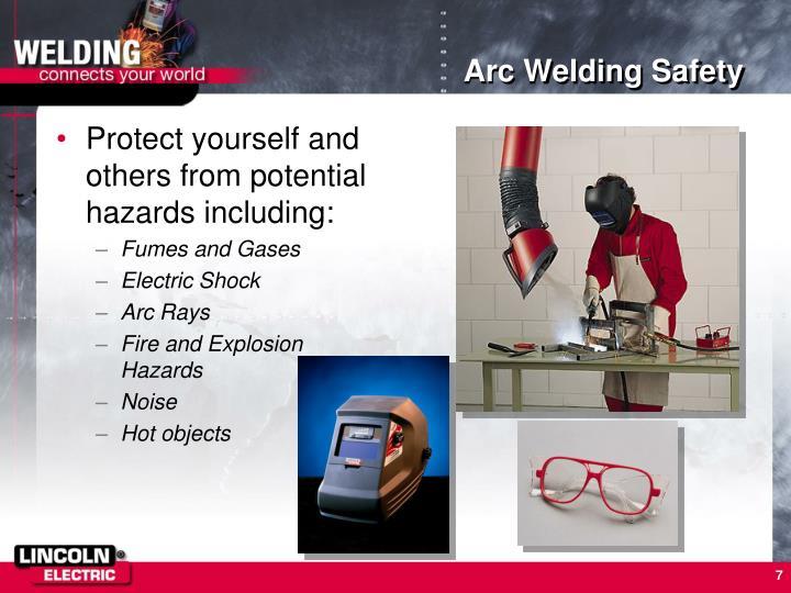 Arc Welding Safety