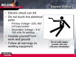 electric shock