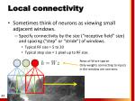 local connectivity2