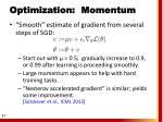 optimization momentum1