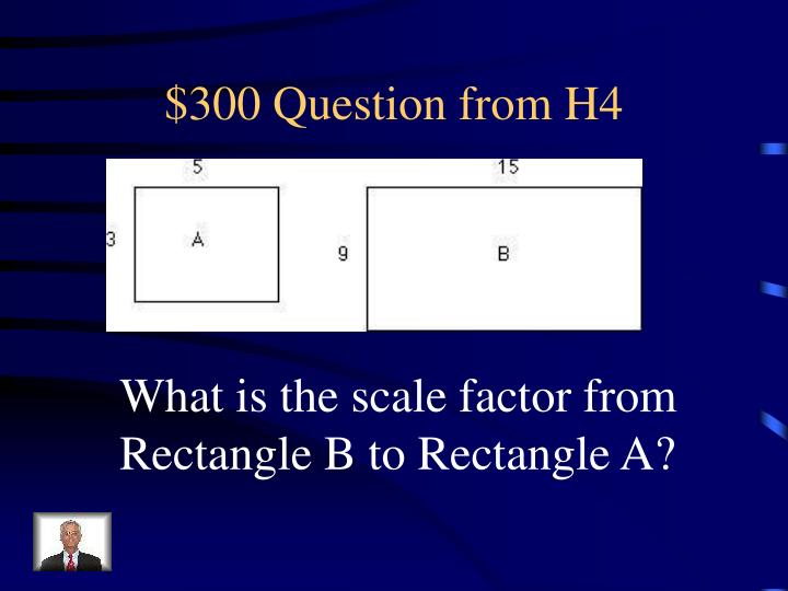 $300 Question from H4