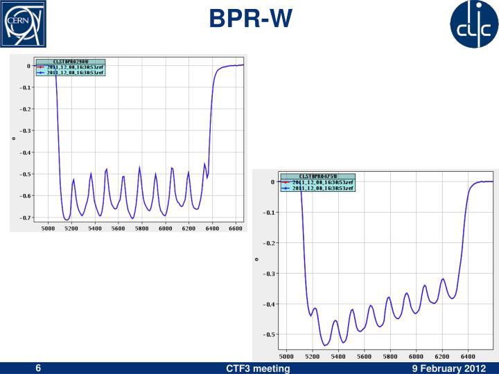 BPR-W