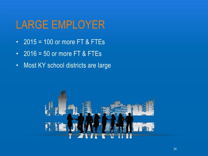 Large employer