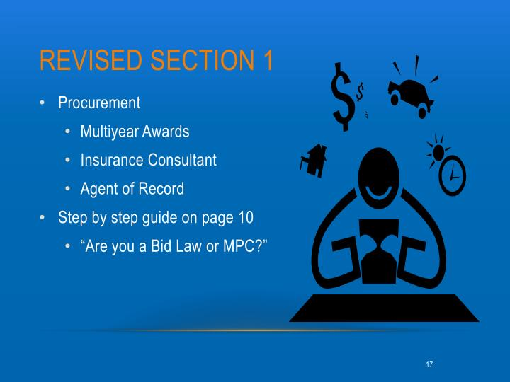 Revised Section 1