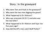 story in the graveyard