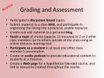 grading and assessment1