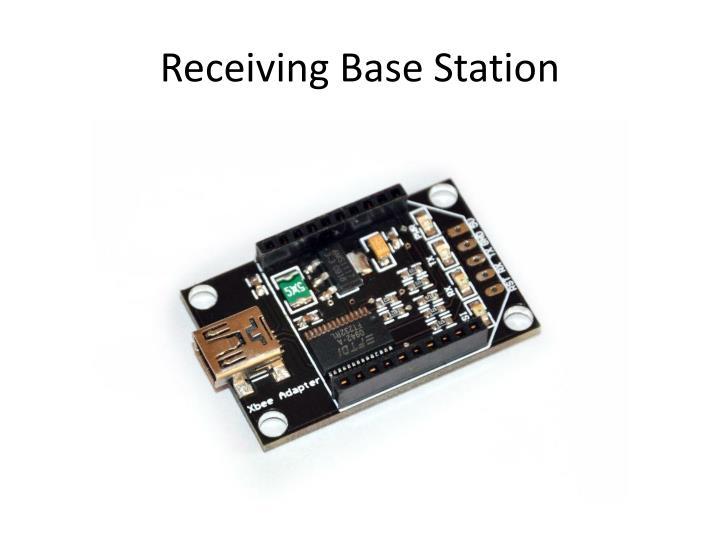 Receiving Base Station