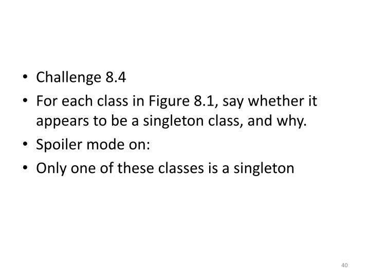 Challenge 8.4