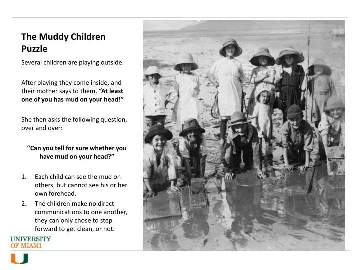 The Muddy Children Puzzle