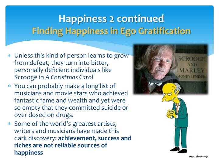 Happiness 2 continued